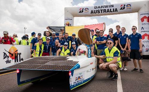 solar team 2017