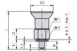 blokkeerbout-dunne-plaat-CAD