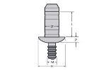 CAD vgrip alu-staal