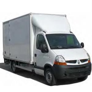 Klinkbouten vrachtwagen