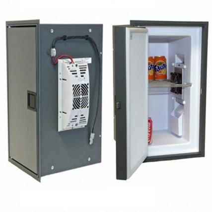 Vlakke inbouwsluiting koelkast